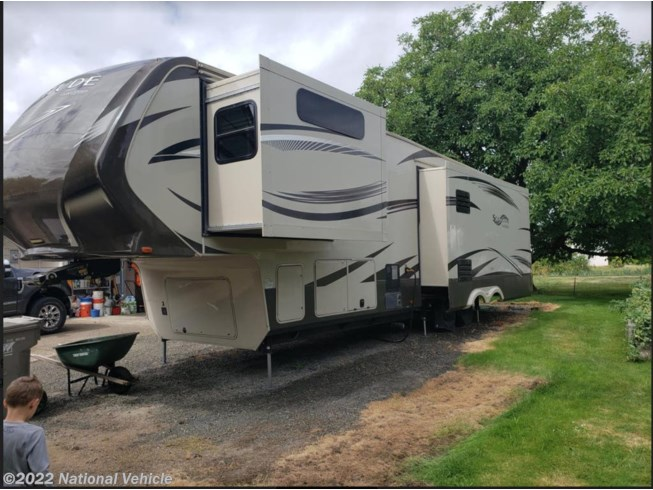 Used 2015 Grand Design Solitude 369RL available in Philomath, Oregon