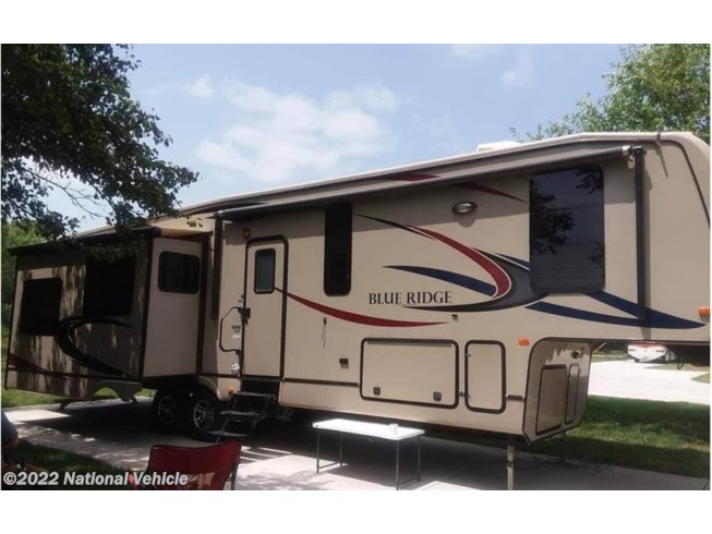 Used 2012 Forest River Blue Ridge Cabin 3600RS available in Lincoln, Nebraska