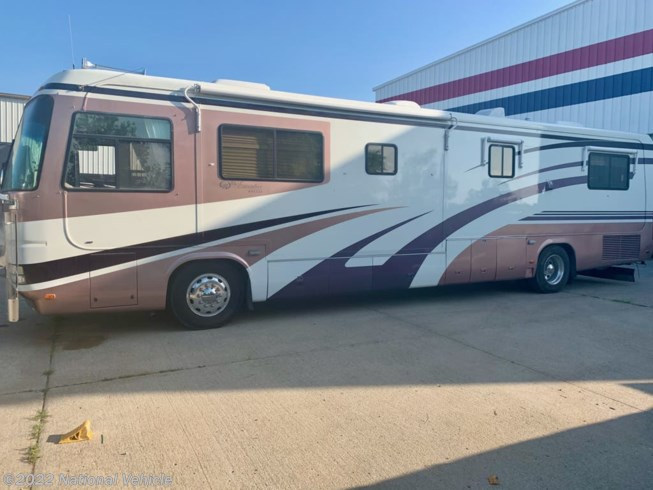1999 Monaco RV Executive - Used Class A For Sale by National Vehicle in Omaha, Nebraska