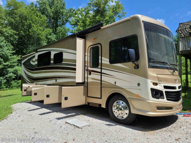 2017 Bounder 36Y by Fleetwood from National Vehicle in Harriman, Tennessee