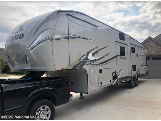 Used 2017 Jayco Eagle 355MBQS available in Eldmond, Oklahoma