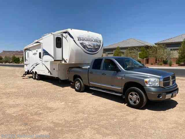 2011 Heartland Bighorn BH 2985RL - Used Fifth Wheel For Sale by National Vehicle in St. George, Utah