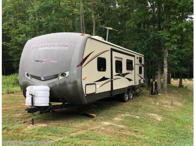 Used 2013 Keystone Outback Terrain 299TBH available in Benezette, Pennsylvania