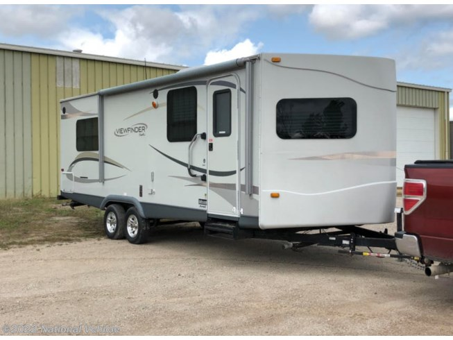 Used 2010 Cruiser RV ViewFinder 24FK available in Bad Axe, Michigan