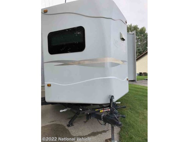 2010 ViewFinder 24FK by Cruiser RV from National Vehicle in Bad Axe, Michigan