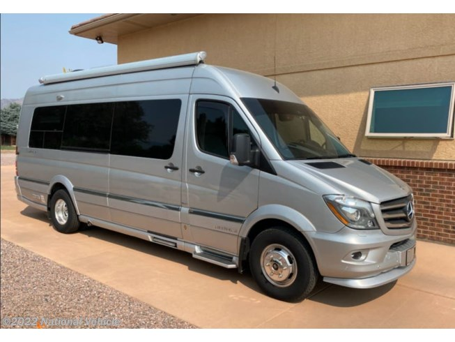 Used 2016 Airstream Interstate EXT Grand Tour available in Canyon City, Colorado