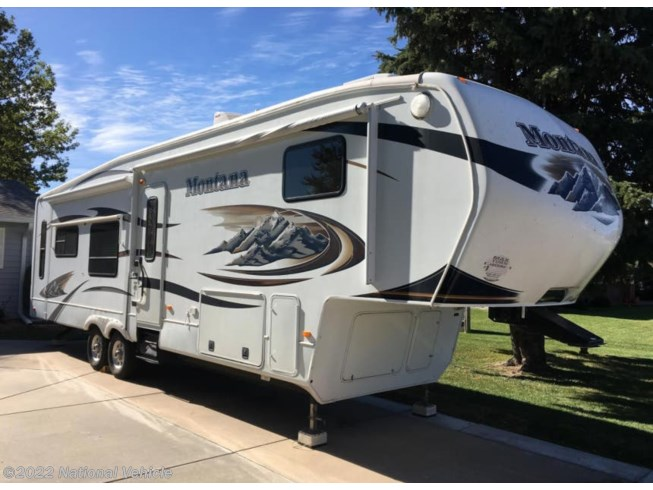 Used 2011 Keystone Montana Hickory 3580RL available in Grand Island, Nebraska