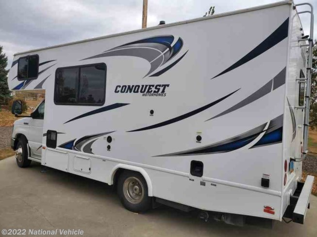 2017 Gulf Stream Conquest 6237 - Used Class C For Sale by National Vehicle in Garrison, North Dakota