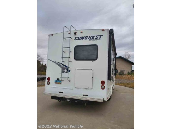 2017 Conquest 6237 by Gulf Stream from National Vehicle in Garrison, North Dakota