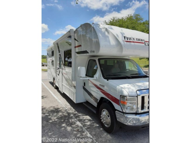 Used 2020 Thor Motor Coach Freedom Elite 30FE available in Weeki Wachee, Florida