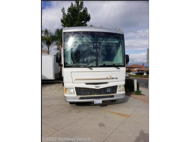Used 2006 Fleetwood Bounder 34F available in Riverside, California