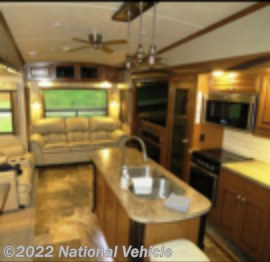 2018 Cedar Creek Hathaway 38FBD by Forest River from National Vehicle in Fort White, Florida