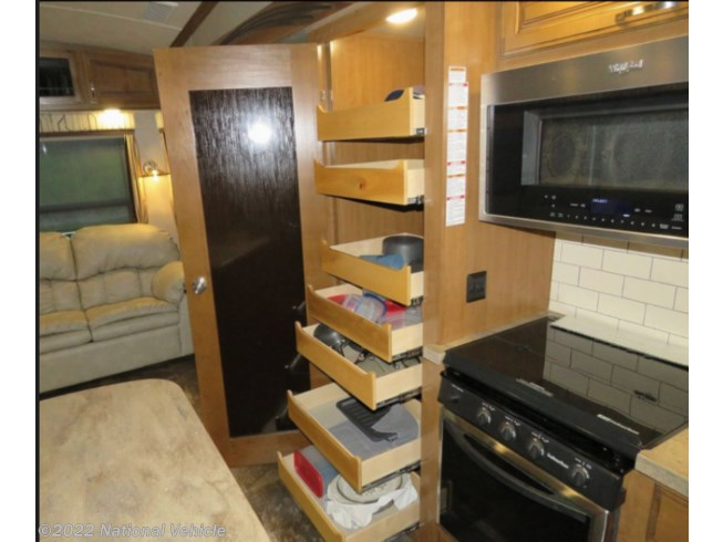 Used 2018 Forest River Cedar Creek Hathaway 38FBD available in Fort White, Florida
