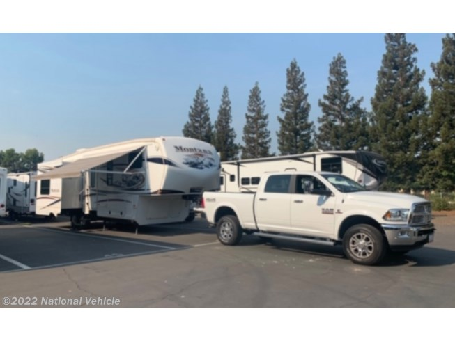 Used 2013 Keystone Montana Hickory 3100RL available in Rancho Murieta, California