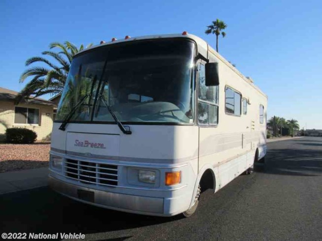 1995 National RV Sea Breeze 129 - Used Class A For Sale by National Vehicle in Sun City, Arizona