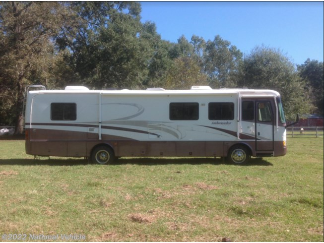 Used 2001 Holiday Rambler Ambassador 36PBS available in Cleveland, Texas