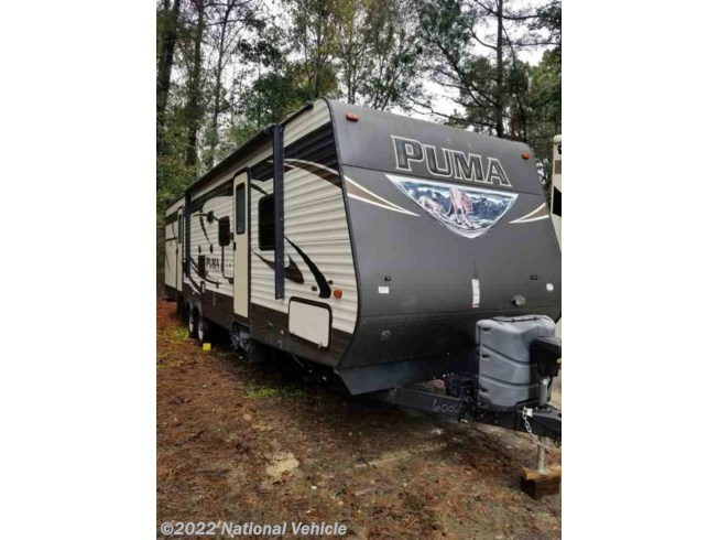 Used 2016 Palomino Puma 31BHSS available in Monks Corner, South Carolina