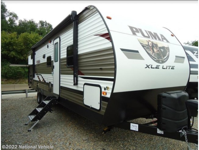 Used 2020 Palomino Puma XLE 30DBSC available in Hurricane, West Virginia