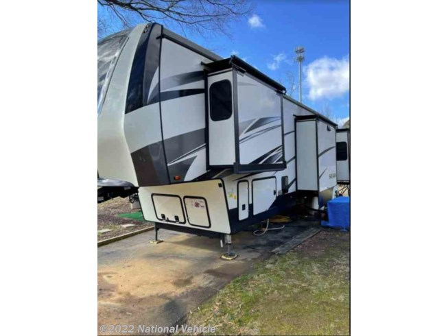 Used 2018 Forest River Sierra 387MKOK available in Columbus, Ohio