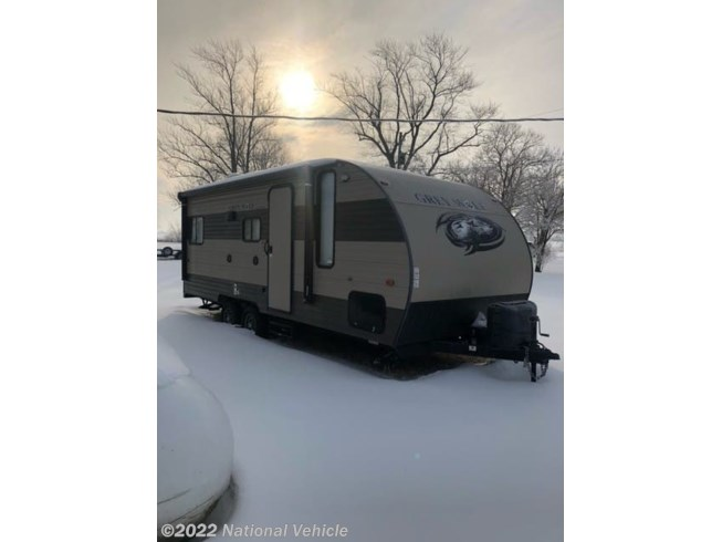 Used 2017 Forest River Cherokee Grey Wolf Special Edition 20RDSE available in Orient, Ohio