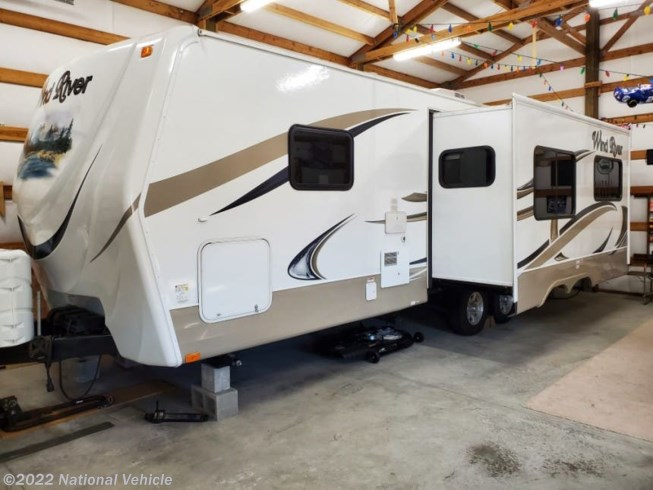 Used 2011 Outdoors RV Wind River 250RLSW available in Spokane Valley, Washington