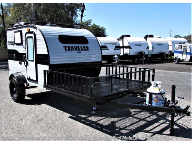 New 2020 Sunset Park RV TRAVELER MICRO 109E available in Jacksonville, Florida