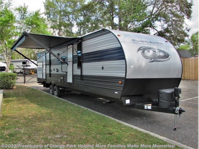 New 2021 Forest River Cherokee 324TS available in Jacksonville, Florida