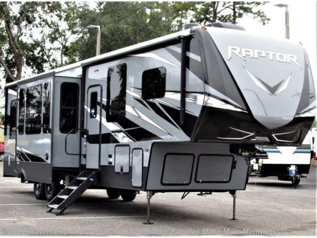 New 2020 Keystone Raptor available in Jacksonville, Florida