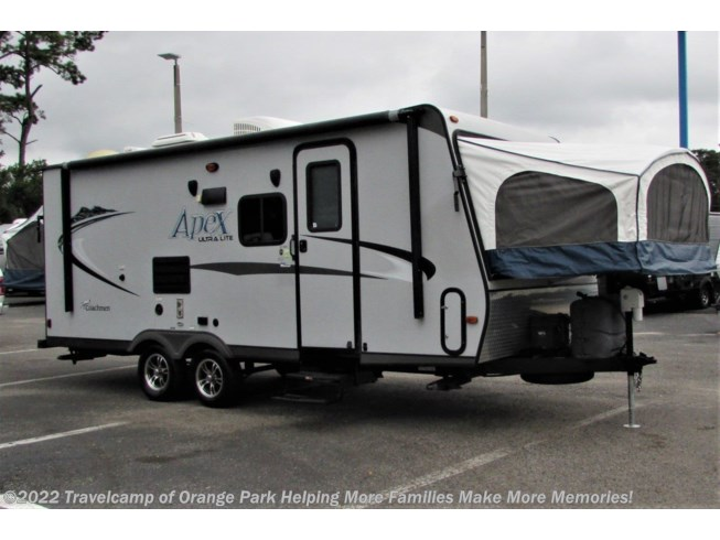 Used 2015 Forest River APEX ULTRA LITE HYBRID available in Jacksonville, Florida