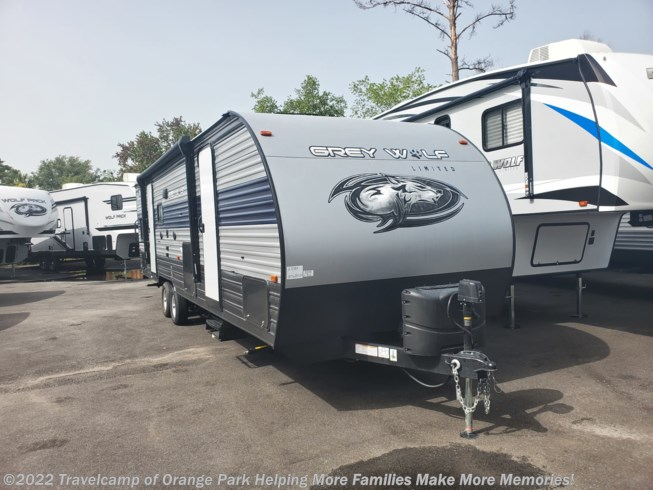 New 2021 Forest River Cherokee GREY WOLF 27DBH available in Jacksonville, Florida