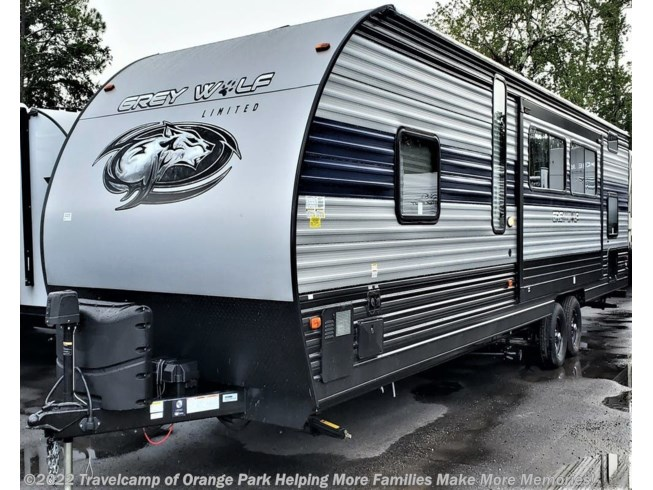 New 2021 Forest River Cherokee GREY WOLF 29TE available in Jacksonville, Florida