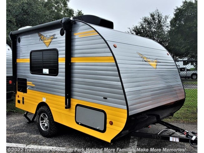 New 2021 Riverside RV Retro 135 available in Jacksonville, Florida