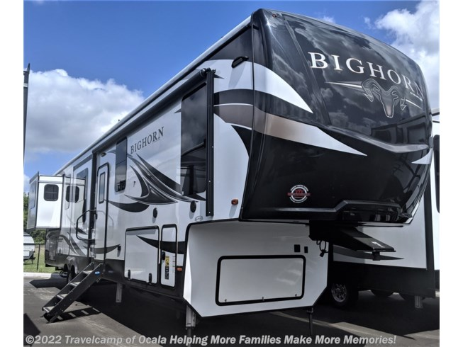 New 2020 Heartland Bighorn 3980RRD available in Summerfield, Florida