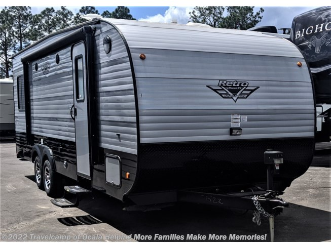 New 2020 Riverside RV Retro 827R available in Summerfield, Florida