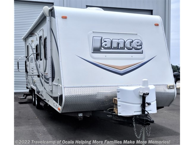 Used 2012 Lance LANCE 2185 available in Summerfield, Florida