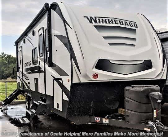 New 2021 Winnebago Voyage 2427RB available in Summerfield, Florida