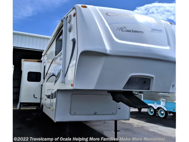 Used 2009 Coachmen Chaparral 322RLTS available in Summerfield, Florida