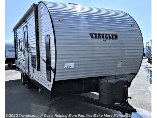 New 2021 Sunset Park RV TRAVELER TOY 24FB available in Summerfield, Florida