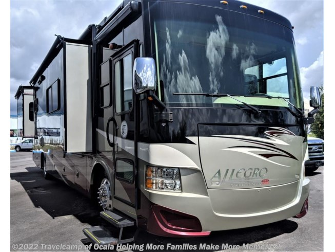 Used 2014 Tiffin Allegro Red 38QRA available in Summerfield, Florida