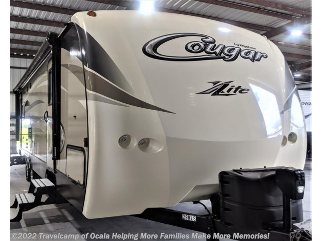 Used 2017 Keystone Cougar X-LITE 28 RLS available in Summerfield, Florida