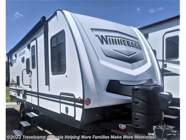 New 2021 Winnebago Minnie 2455BHS available in Summerfield, Florida