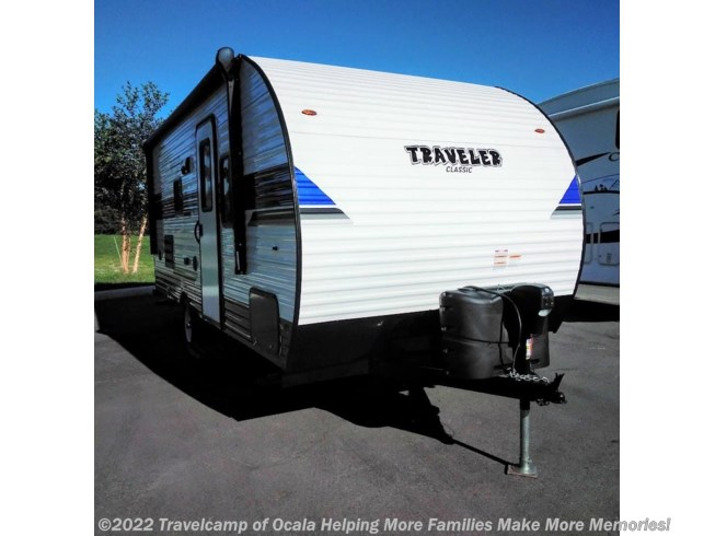 Used 2021 Sunset Park RV TRAVELER 21WQB available in Summerfield, Florida