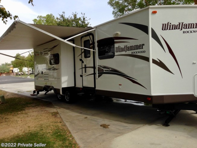 2014 Rockwood Windjammer 3025W by Forest River from Private Seller in New Market, Maryland