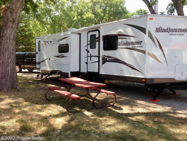 Used 2014 Forest River Rockwood Windjammer 3025W available in New Market, Maryland