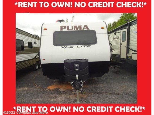 Rent To Own Rv >> 2019 Palomino Rv Puma Xle Lite 20rlc Rent To Own No Credit Check For