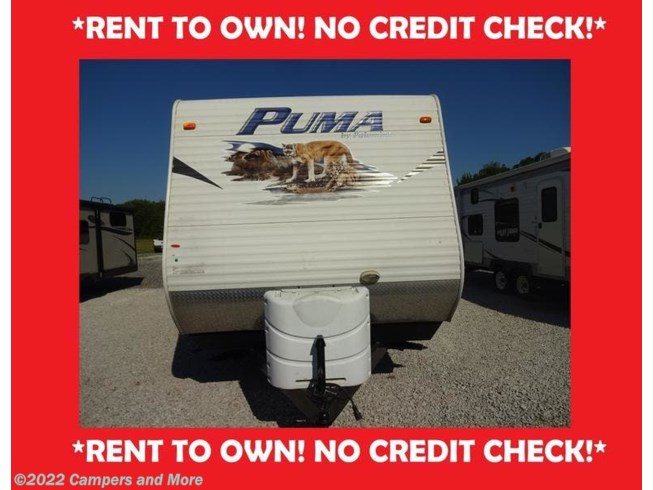 Rent To Own Rv >> 2010 Palomino Rv 26fbss Rent To Own No Credit Check For Sale In Mobile Al 36618 7192