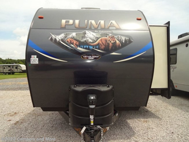 New 2020 Palomino Puma 32RKTS available in Mobile, Alabama