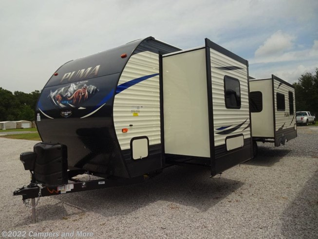 2020 Palomino Puma 32RKTS - New Travel Trailer For Sale by Campers and More in Mobile, Alabama
