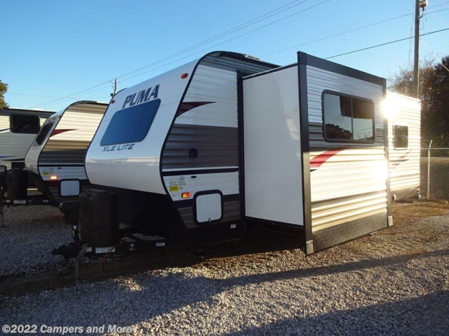 2020 Palomino Puma XLE Lite 22FKC - New Travel Trailer For Sale by Campers and More in Mobile, Alabama