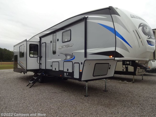 2020 Arctic Wolf 3550SUITE by Forest River from Campers and More in Mobile, Alabama